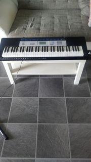 Keyboard CTK-1500 CASIO mit ständer