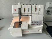 SINGER Professional 5 CoverOverlockmaschinel
