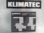 KLIMATEC Komplettanlage Lüftungsgerät KZG Energie