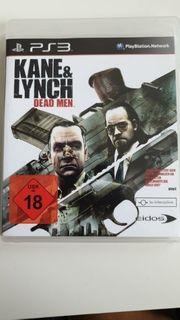 ps3 spiel Kane und Lynch