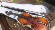 Alte Geige zu veräußern