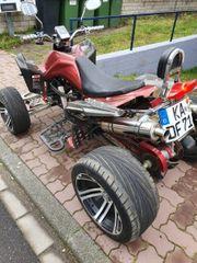 Verkaufe Quad Ying-Ling 250 cc