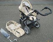 Original Teutonia Kinderwagen Mistral S