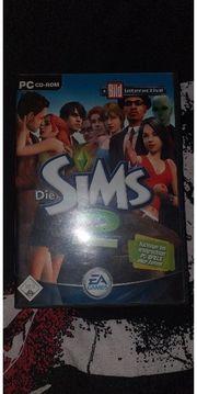 verkaufe Pc-Spiel Die Sims 2