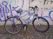 Gebrauchtes Damen-Trekking-Rad Rixe