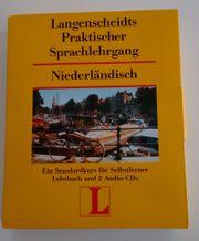 Niederländische Sprachlehrgang - Lehrbuch und 2 Audio-CDs