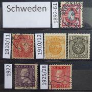 Schweden 1892-1928