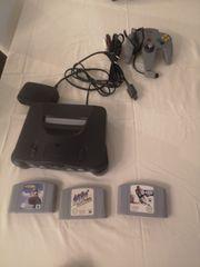 Nintendo 64 Funktionstüchtig