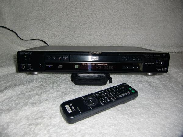 SONY DVD Compact Disc Digital