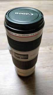 Canon 70-200 f 4L IS