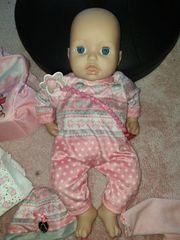 Puppe Annabell und Zubehör