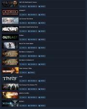 Steam Account v 2009 mit