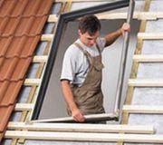 Dachfenster Sonnenschutz Roto Velux Einbau