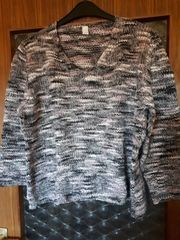 Winter-Pullover Gr 48 50 Lila