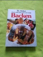 Verkaufe ein Backbuch von Dr