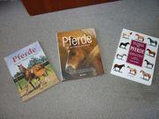 3 Pferde-Bücher