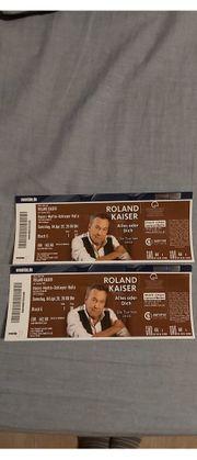 Roland Kaiser Ticket