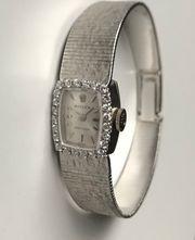Rolex Precision Vintage Damen 18k