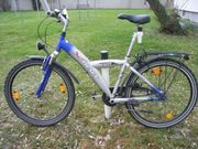 Fahrrad 26 mit 7-Gang Naben-Schaltung