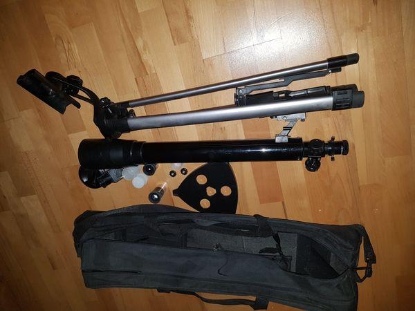 Teleskope Mikroskope Ferngläser Set m
