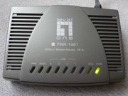 LevelOne FBR-1461B ADSL2 Modem Router