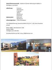 4 Zimmer Wohnung in Altach