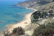 Grundstück Sizilien in licata Meerblick