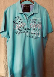 Camp David Poloshirt Gr XXL
