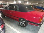 BMW E30 Cabrio Oldtimer Wertgutachten