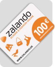 100EUR Zalando Gutschein