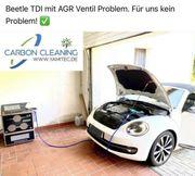 AGR Ventil Reinigung ohne Ausbau