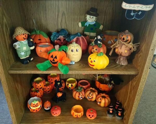 Halloween Deko Kurbis Dekoration Herbst In Halsenbach Dekoartikel Kostenlose Kleinanzeigen Bei Quoka De