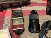 Minolta Kamera AF 7000 mit