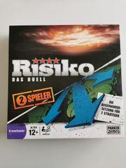 Brettspiele - Risiko Das Duell