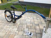 Fahrradtrailer von Terra Bikes fast