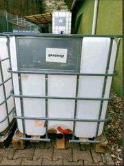 IBC Regenwassertank 1000 Liter