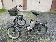 Dreirad für Erwachsene E-Bike E-Trike