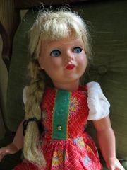 Puppe antik Schwäbische Celluloidfabrik