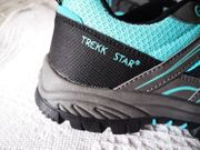 Neuwertig Sportschuhe Schuhe Turnschuhe Trekk