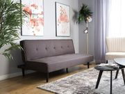 3-Sitzer Sofa Polsterbezug braun VISBY neu