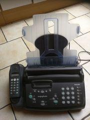 Telefon mit Faxgerät