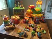 Spielzeugsammlung Baby Kleinkind