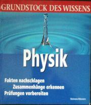 Physik Chemie Bücher günstig abzugeben