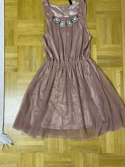 Hübsches Tüll Kleid