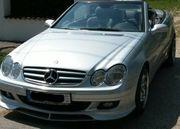 Mercedes clk 200 cabrio Baj