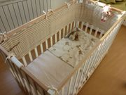 Baby- und Kleinkinder Bett ROBA