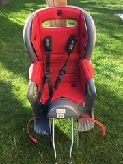 Römer-Britax Kinderfahradsitz Jockey Comfort rot