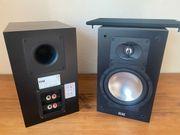 2x ELAC Lautsprecher 80-120Watt 33