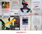 Taschenbücher Krimi Thriller Romane u