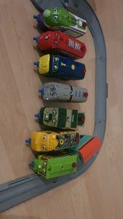 Chuggington Interaktiv Eisenbahn Set